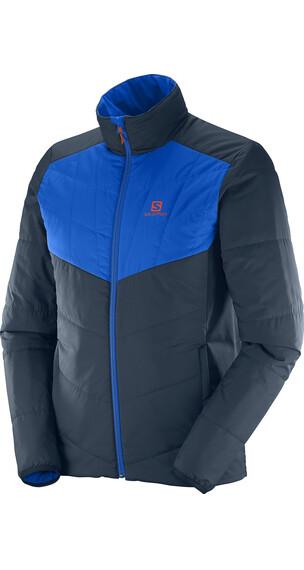 Salomon M's Drifter Mid Jacket Big Blue-X